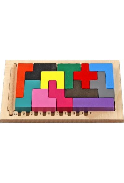 Bemi Penta Blok Zeka ve Strateji Oyunu