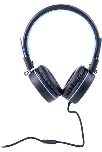 Preo My Sound MS05 Kulaküstü Kulaklık Mavi