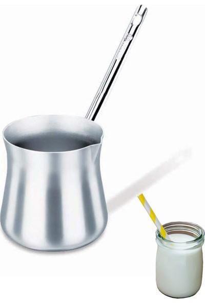 Korkmaz Sütlük A 138 Paslanmaz Çelik 0, 5 lt