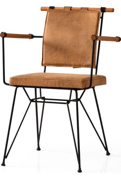 Yıldız Mobilya Ve Aksesuar Penyez Kahve Sandalye Mutfak&Yemek Odası Ve Sandalyesi