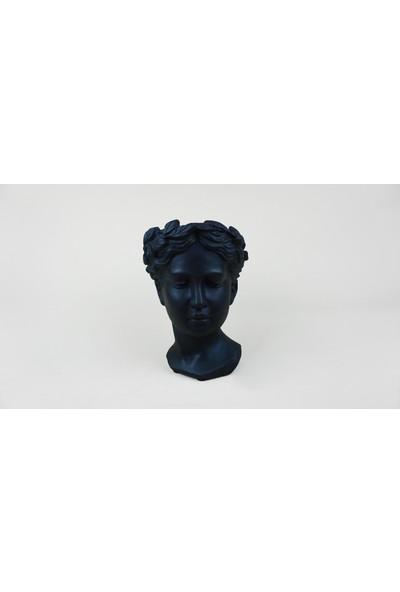 Htustore Siyah Helen Heykel 21 cm