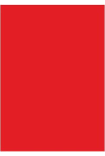 Sınar Spectra Sınar Fon Kartonu 50 x 70 cm Kırmızı 100'LÜ