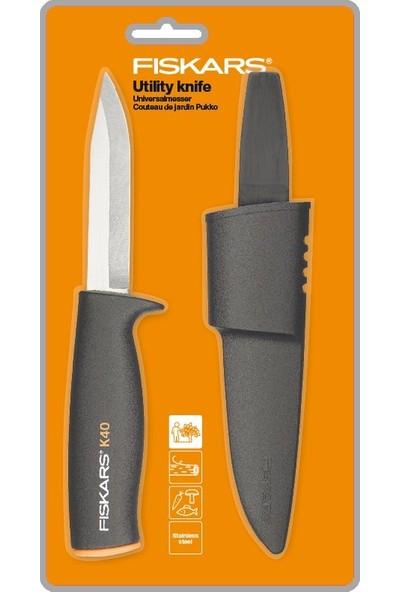 Fiskars 125860-1001622 Genel Amaçlı Bıçak K40