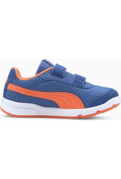Puma Stepfleex 2 Mesh VE V Çocuk Günlük Spor Ayakkabı