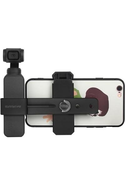 DJI Osmo Pocket Left-Side Extending Bracket Phone Holder