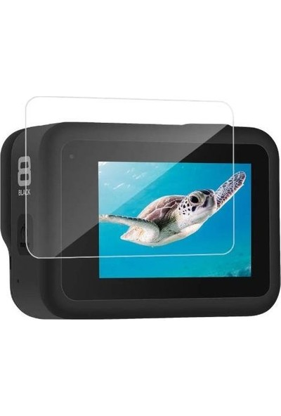 Telesin GoPro Hero 8 Tempered Glass Screen Protector
