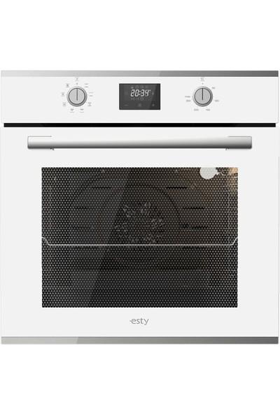 Esty AEF6605W01 Ankastre Fırın, Beyaz