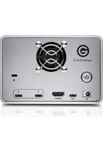 G-Technology G-Raid 8TB Thunderbolt 3 USB 3.1 Taşınabilir Disk 0G05749