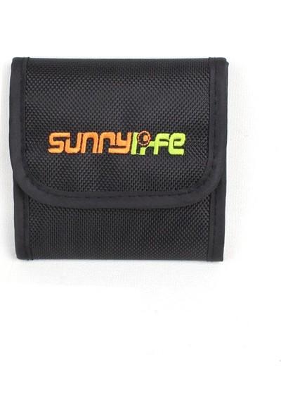 Sunnylife DJI Phantom3/4 - X3 - X5 Kamera Mcuv Cpl Nd Lens Filters Portable Storage Bag