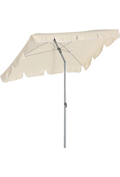 Sunfun Kare Bahçe Şemsiyesi Balkon Şemsiyesi Bahçe Şemsiyesi