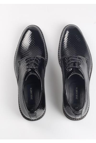 Jakamen Erkek Siyah Classic Ayakkabı