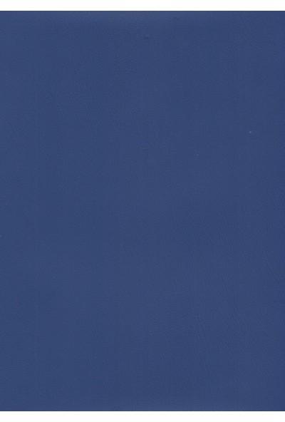 Poseidon alev Almaz Özellikli Marıne Yat Döşemelik Suni Deri Kumaş Lacivert