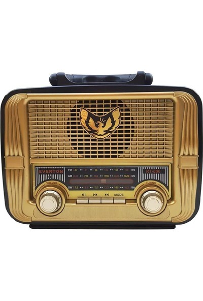 Everton RT-806 Usb-Sd-Fm-Sw Radyo Müzik Kutusu