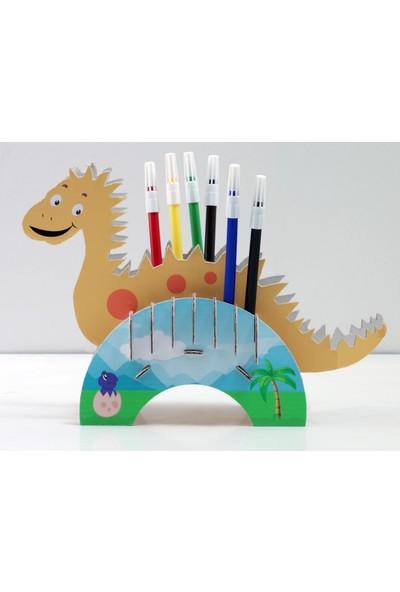 Little Maker 3D Color & Go Serisi - Little Dino Kalemlik