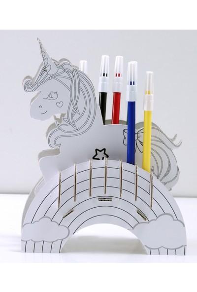 Little Maker 3D Color & Go Serisi - Little Unicorn Kalemlik