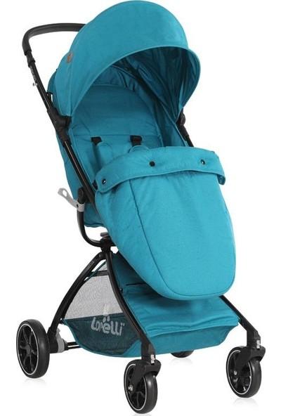 Lorelli Sport Alüminyum Bebek Arabası - Dark Blue