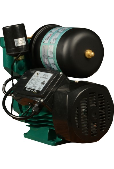 Kentaş KJ-370- Model Hidromatlı Tam Otomatik Su Pompası Motoru