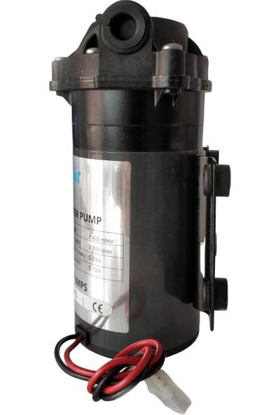 Aquabir Su Arıtma Cihazı Pompası 75 - 100 Gpd Cihazlar Için Su Arıtma Motoru