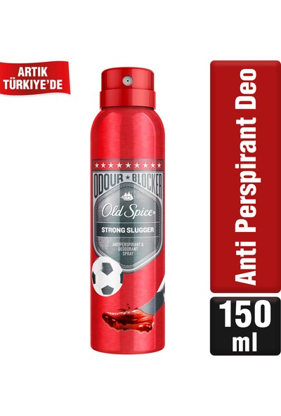 Old Spice Anti Perspirant Deodorant 150 ml Strong Slugger