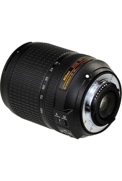 Nikon Af-S Dx 18-140 mm F/3.5-5.6g Ed Vr Lens (Distribütör Garantili)