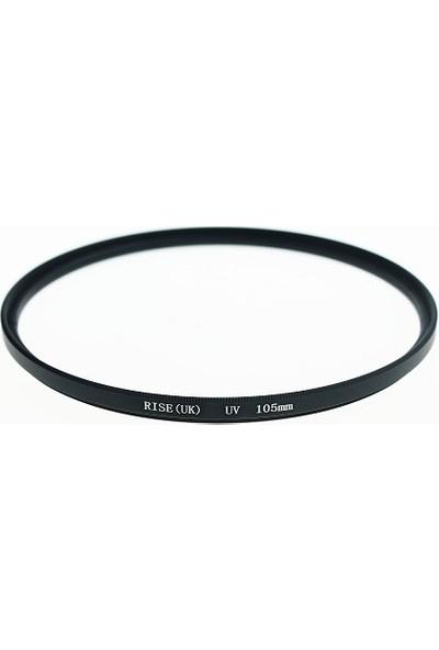 Rise Uk 105 mm Uv Filtre (Taşıma Çantası ve Temizlik Bezi)