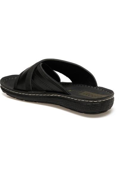 Flexall Lx-4937 Siyah Erkek Klasik Ayakkabı