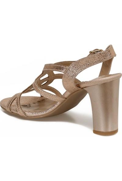 Polaris 91.313163.Z Rose Gold Kadın Sandalet