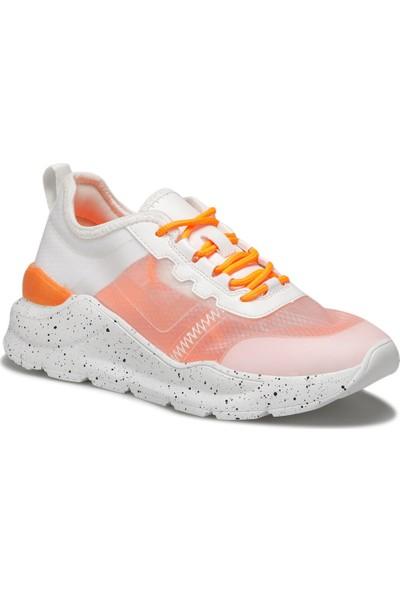 Lumberjack Fashıon Beyaz Kadın Sneaker Ayakkabı
