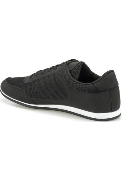 Polaris 356514.M Siyah Erkek Sneaker Ayakkabı