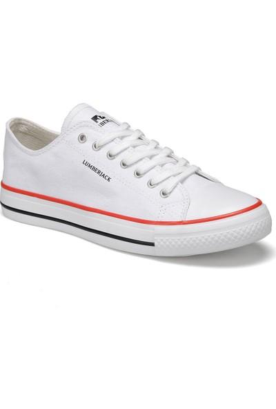 Lumberjack Maxwell Beyaz Erkek Sneaker