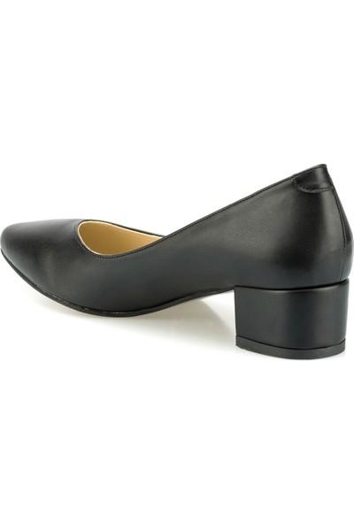 Polaris 315100.Z Siyah Kadın Gova Ayakkabı