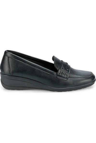Polaris 161059.Z Siyah Kadın Ayakkabı