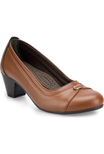 Polaris 161062.Z Taba Kadın Ayakkabı