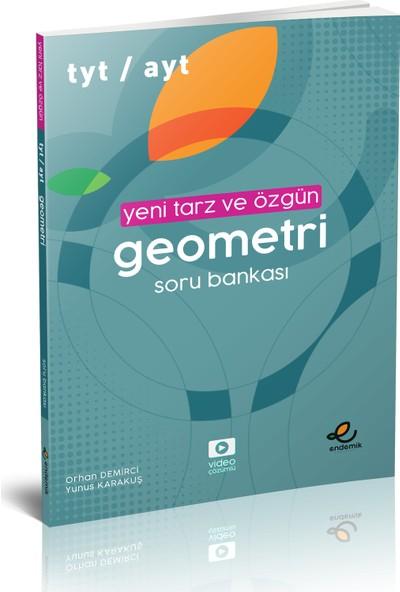 Endemik Yayınları Yeni Tarz Geometri Fasikül Soru Bankası