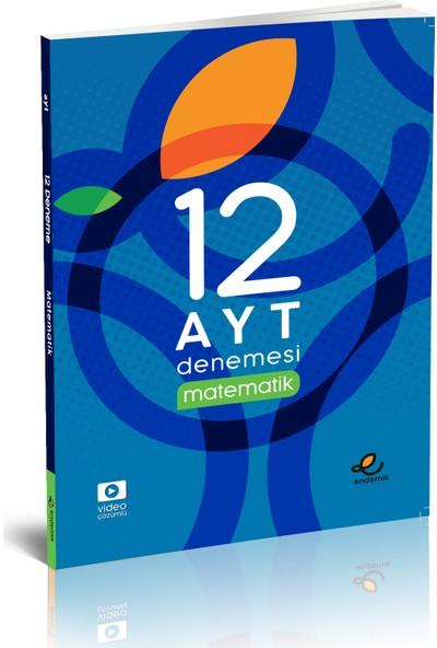 Endemik Yayınları 12 AYT Matematik Denemesi