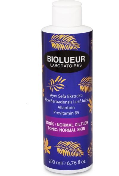 Biolueur Laboratoires Biolueur Tonik Normal Ciltler 200 ml