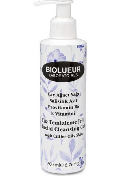 Biolueur Laboratoires Yüz Temizleme Jeli-Yağlı Ciltler 200 ml