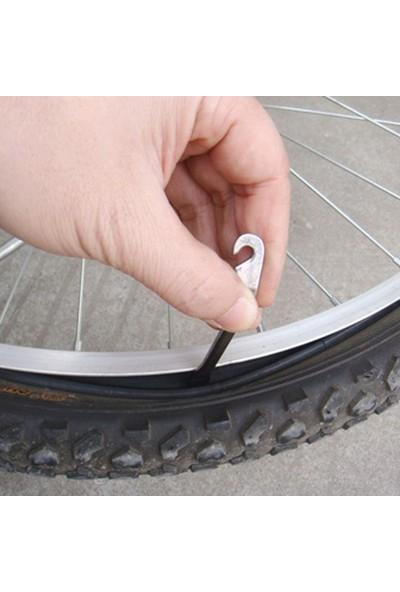 Peak Bisiklet Lastik Sökme Takımı Metal Levye 2 Adet