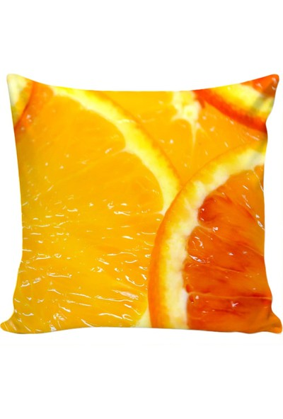 Bengü Accessories Meyve Serisi Dekoratif Yastık & Kırlent 28