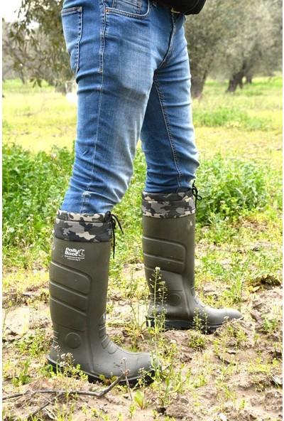 Polly Boot Galaxy Vega Boğazlı Çizme
