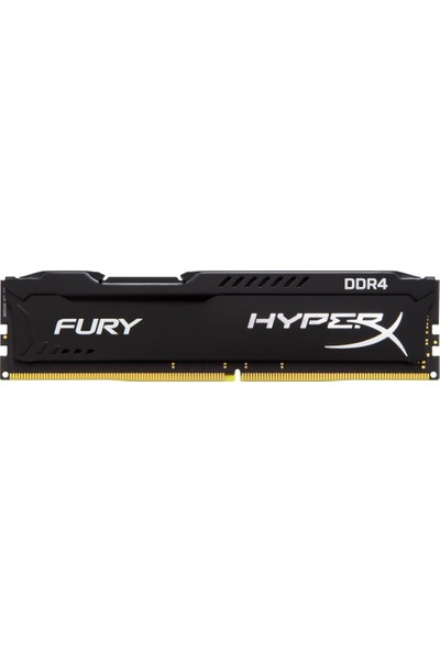Kingston Hyperx Fury 16GB 2666 MHz DDR4 Ram HX426C16FB3/16