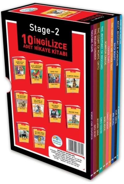 Ingilizce Hikaye Seti - Stage 2 (10 Kitap Takım)