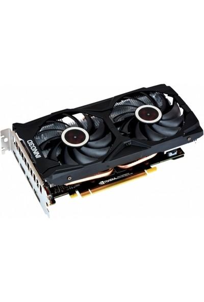 Inno3d GeForce RTX2060 Super Twin X2 OC 8GB 256Bit GDDR6 (DX12) PCI-E 3.0 Ekran Kartı