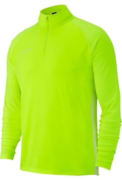 Nike Aj9094-702 M Nk Dry Acdmy19 Drıl Top Erkek T-Shirt