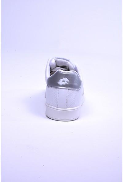 Lotto T1166 1973 Logo Jr Çocuk Günlük Ayakkabı