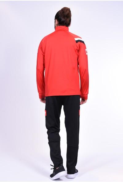 Lotto R5850 Trona Suit Fz Pl Erkek Eşofman Takımı