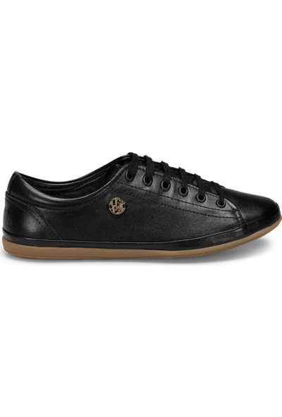 U.s. Polo Assn. Kadın Ayakkabı 7M Jojo Siyah