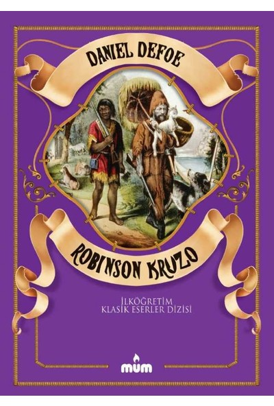 Robinson Kruzo - Daniel Defoe