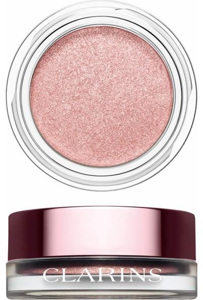 Clarins Göz Farı - Ombre Iridescente Eyeshadow 09 Silver Rose