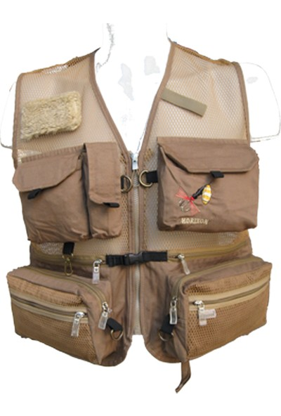 Horizon Av 502 Barsch Oltacı File - Balıkçı Yelek-0035